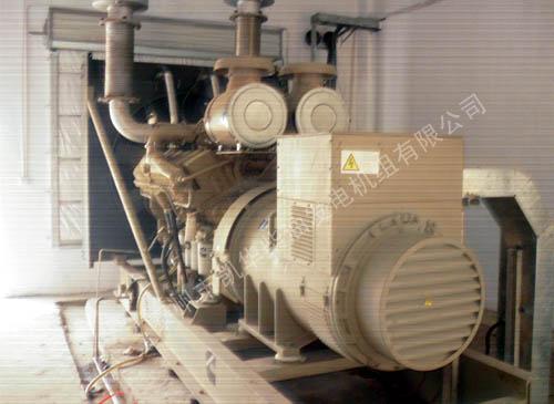 常州化工1000KW康明斯发电机组成功交付使用 国内案例 第1张