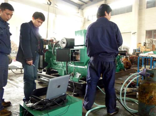 新型节能型燃气机组成功通过检测 公司新闻 第3张