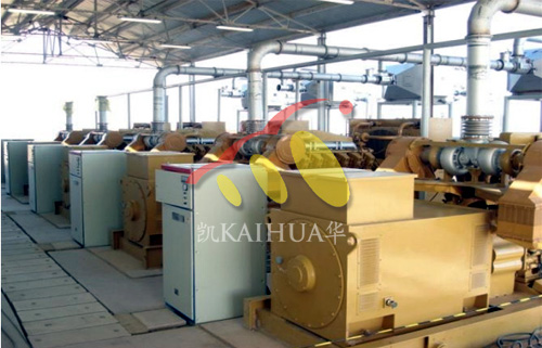 非洲热电5台1500KW发电机组成功交付