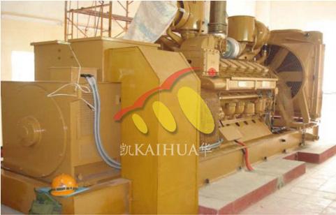 出口越南的1000KW济柴发电机组成功交付 国外案例