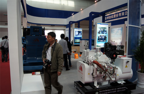 我公司参加中国(泰州)国际装备制造展现场 公司新闻 第3张