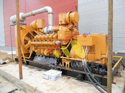 西安农场800KW燃气发电机组成功交付 国内案例 第2张