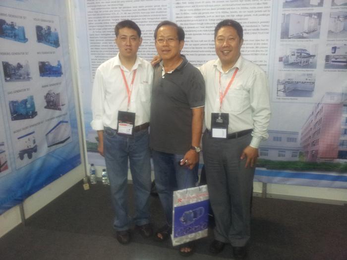 凯华发电机组在国际展会上炙手可热 公司新闻 第4张