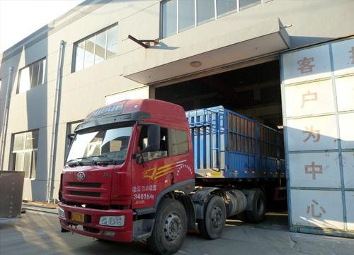 出口特立尼达和多巴哥的8台康明斯成功出厂 发货现场 第3张