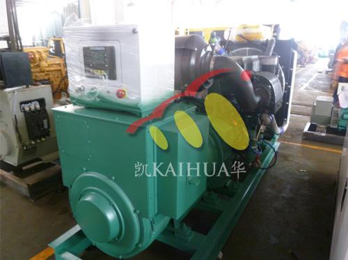 河南电气400KW沃尔沃发电机组且成功出厂 发货现场 第1张