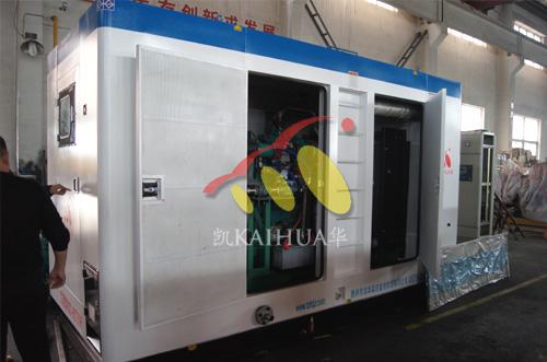 江苏油田400KW天燃气发电机组成功出厂 发货现场 第2张