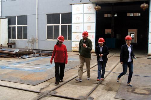 南非客户来访我公司工厂签订多台发电机组 公司新闻 第2张
