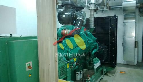 河北电信600KW康明斯发电机组成功交付 国内案例 第1张