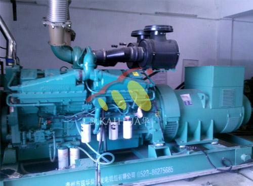 无锡外企1000KW康明斯发电机组成功交付 国内案例 第1张