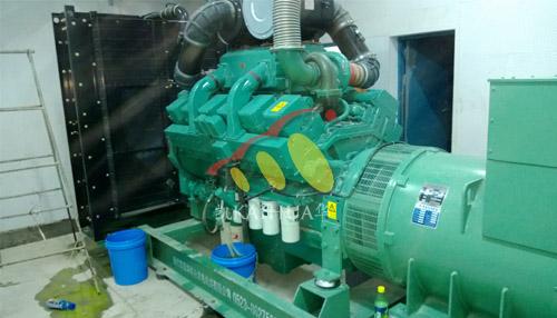 河北电信600KW康明斯发电机组成功交付 国内案例 第2张