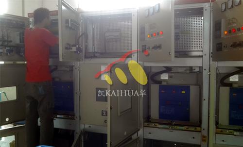河南矿业1000KW高压康明斯发电机组成功出厂 发货现场 第3张