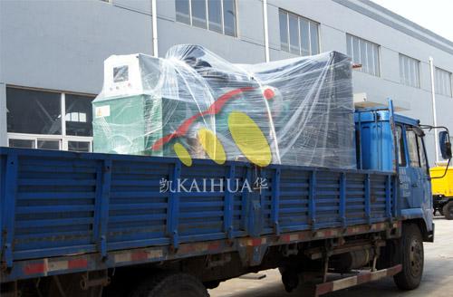 辽宁油田500KW康明斯发电机组成功出厂 发货现场 第1张