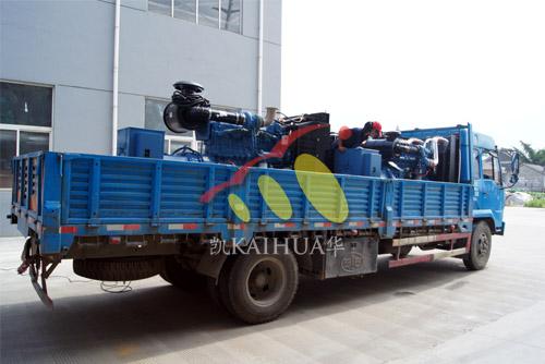 上海城建三台200KW康明斯发电机组成功出厂 发货现场 第1张