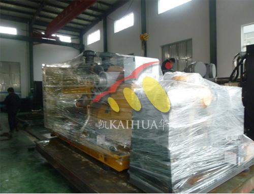 西藏房产两台柴油发电机组成功出厂