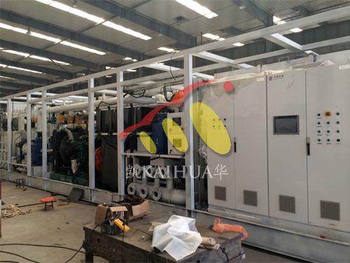 河北廊坊两台200KW沃尔沃工程机械机组近日成功交付 国内案例 第2张
