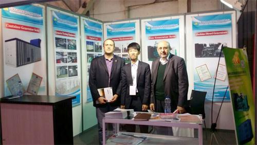 凯华成功参展第14届伊朗国际电力展 公司新闻 第2张