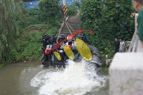 印尼3台水泵机组今日成功出厂 发货现场 第1张
