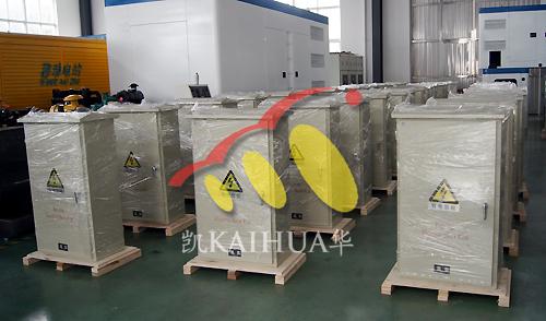 非洲客户采购的60只电力控制柜成功出厂 发货现场 第2张