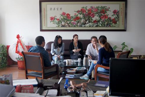 南美洲客户今日来访我公司 公司新闻 第1张