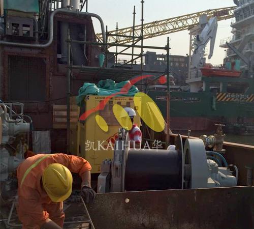 广州珠海2台40KW康明斯船用发电机组近日成功交付 国内案例 第2张