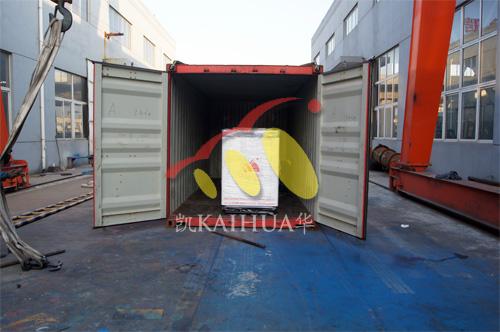 出口泰国2台50KW康明斯静音机组今日成功出厂 发货现场 第3张