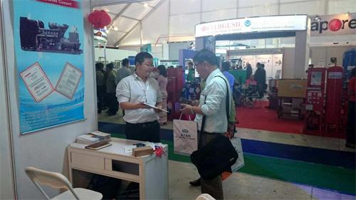 凯华成功参展缅甸2014国际电力工程展 公司新闻 第2张