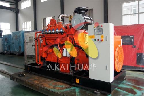 哈萨克斯坦燃气机组今日成功出厂