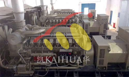 内蒙古热电厂4台2000KW济柴并机近日成功交付 国内案例 第2张