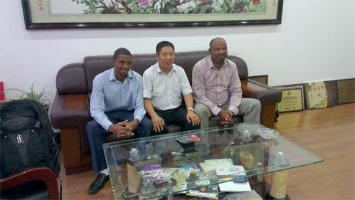 埃塞俄比亚客户今日到工厂实地考察并签订订单 公司新闻 第2张