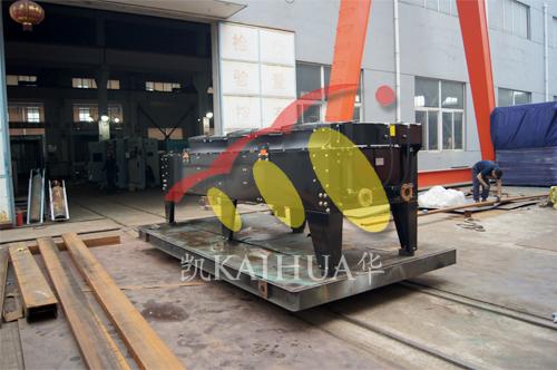 哈萨克斯坦燃气机组今日成功出厂 发货现场 第2张