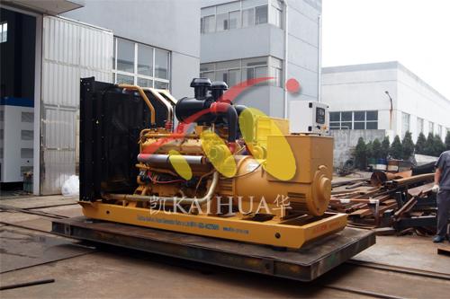 云南矿业1台500KW上柴发电机组近日成功交付 国内案例 第2张