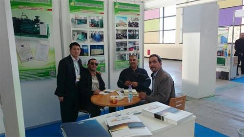 凯华成功参展2014阿尔及利亚施工设备展览会 公司新闻 第3张