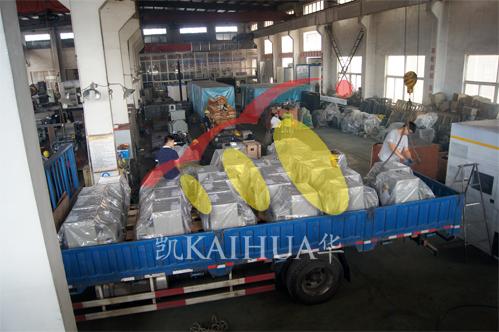 南亚客户订购的100台发电机组正在生产中 公司新闻 第2张
