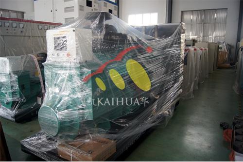 苏州1台400KW康明斯机组今日成功出厂 发货现场 第2张