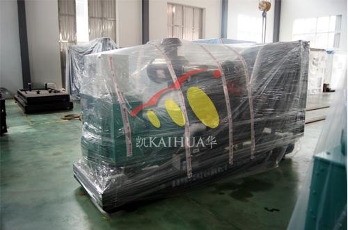 四川1台350KW发电机组今日成功出厂 发货现场 第2张