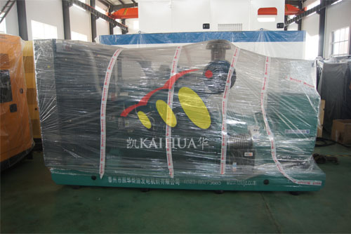 四川1台300KW发电机组今日成功出厂 发货现场 第2张