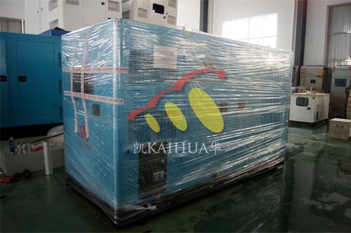 出口坦桑尼亚1台珀金斯静音机组今日成功出厂 发货现场 第2张