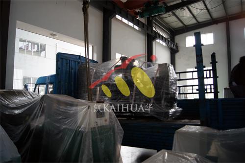山西1台500KW上柴发电机组成功出厂 发货现场 第3张
