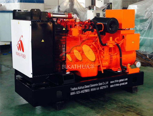 广西1台康明斯燃气发电机组今日成功出厂 发货现场 第2张