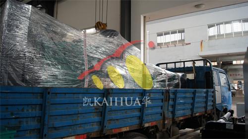 江西2台开架发电机组今日成功出厂 发货现场 第3张