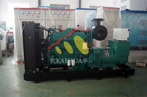 上海2台康明斯发电机组今日成功出厂 发货现场 第1张