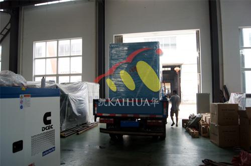 出口坦桑尼亚1台珀金斯静音机组今日成功出厂 发货现场 第4张