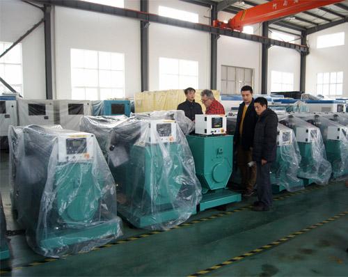 土耳其客户今日到工厂实地考察 公司新闻 第2张