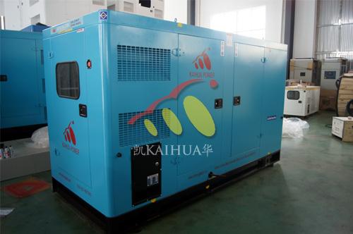 出口坦桑尼亚1台珀金斯静音机组今日成功出厂 发货现场 第1张