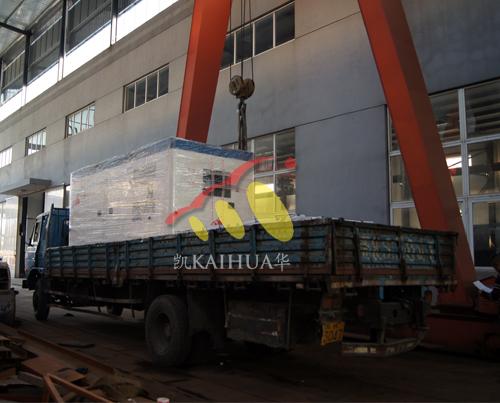 黑龙江340KW康明斯静音发电机组今日成功出厂 发货现场 第3张