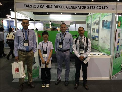 凯华成功参展2015亚洲电力展 公司新闻 第4张
