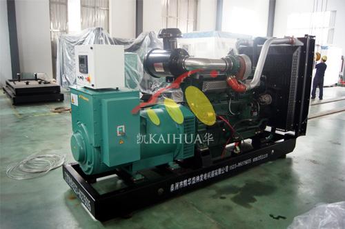四川1台350KW发电机组今日成功出厂 发货现场 第1张