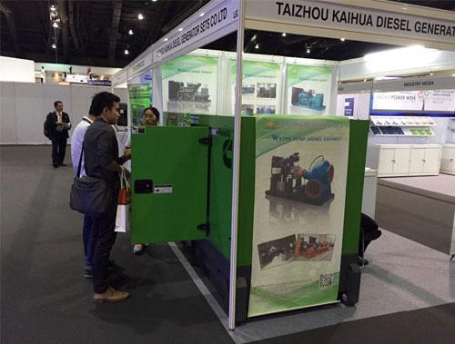 凯华成功参展2015亚洲电力展 公司新闻 第3张