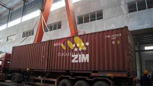 南美3台康明斯发电机组今日成功出厂 发货现场 第2张