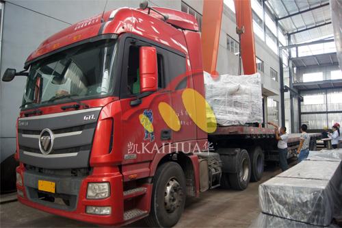 陕西1台800KW无动发电机组今日成功出厂 发货现场 第3张
